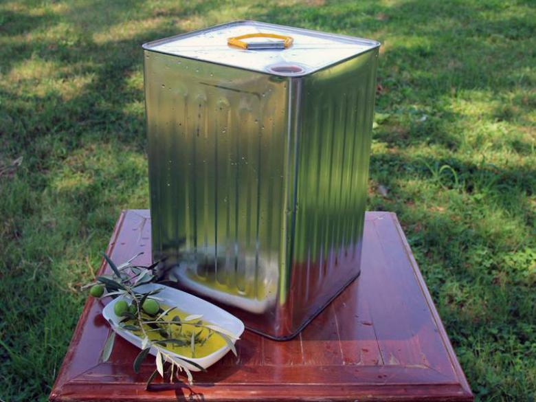Naturel Sızma Zeytinyağı 16 Kg