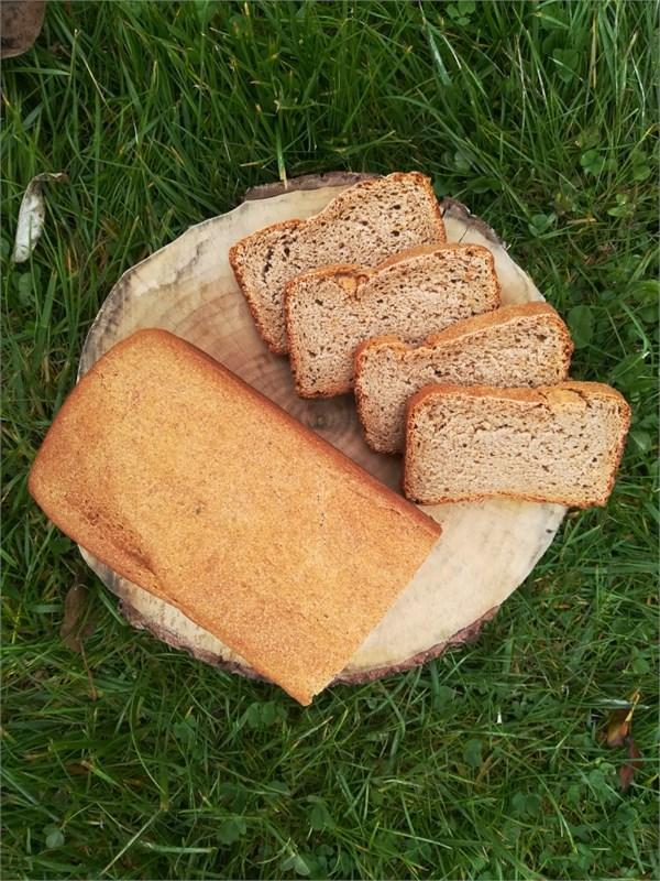 Siyez Unlu Ekşi Mayalı Ekmek | 1000 gr