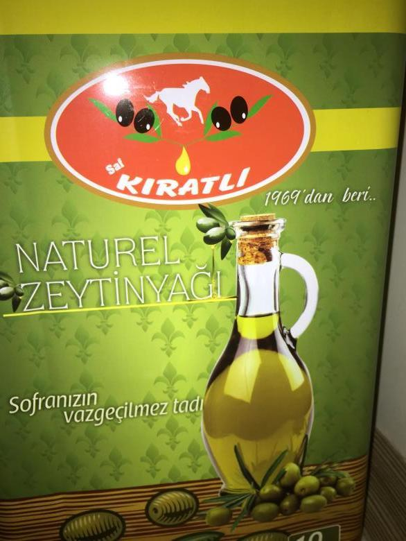 18 lt naturel zeytinyağı