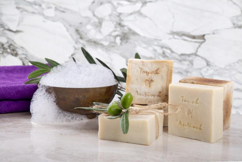 %100 Doğal Saf Zeytinyağı sabunu (1 Kalıp)