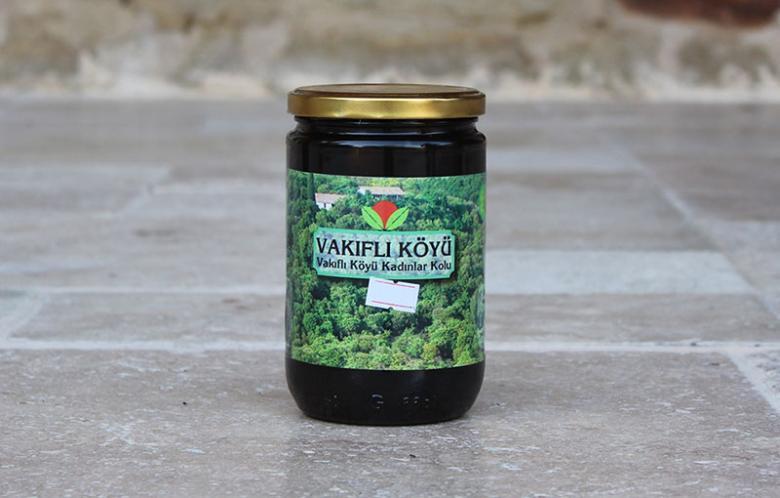 Doğal Çilek Reçeli (500 Gr.)
