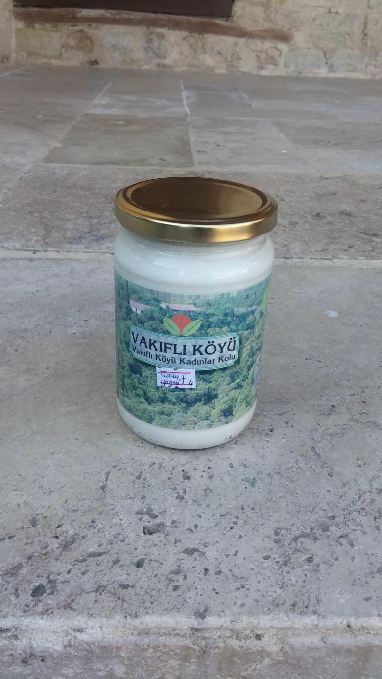 Pişirilmiş Tuzlu Yoğurt - 1 kg