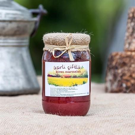 Organik Kiren (Kızılcık) Marmelatı 370 gr