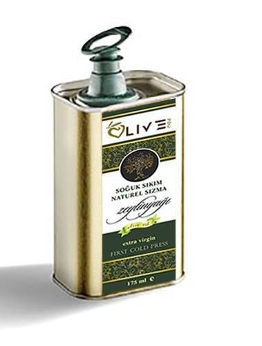 Olive You Naturel Soğuk Sıkım Sızma Zeytinyağı 175 ml