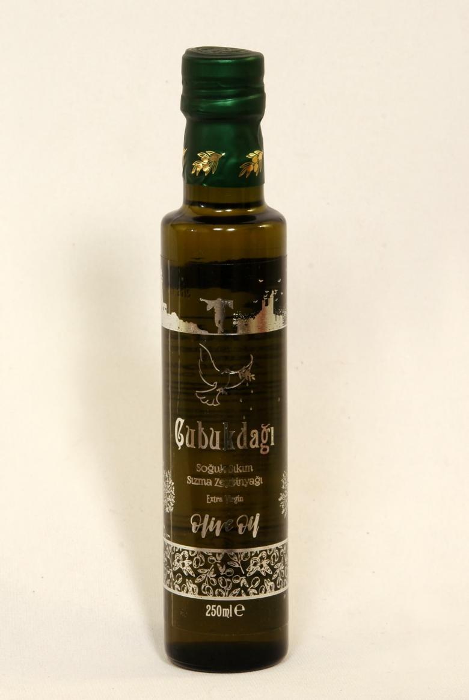 Çubukdağı Naturel Soğuk Sıkım Sızma Zeytinyağı 250 ml