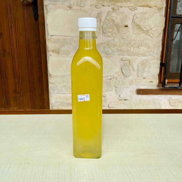 Limon Şurubu