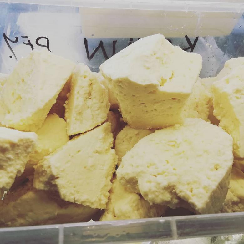 Van Otsuz Koyun peyniri