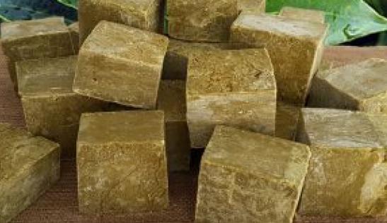 Ev Yapımı Natural Saf Zeytinyağlı Defne Sabunu(66) 1000 g