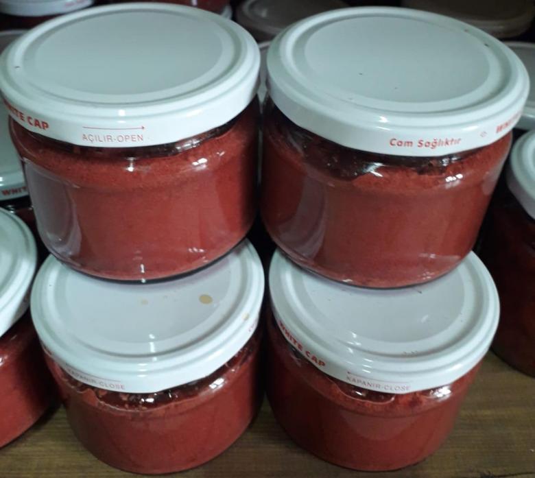 Kızılcık Marmelatı 1 Adet